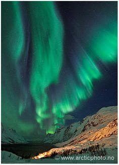 Northern Lights - Tromso, Norway. One day I will see them! Bucket list!