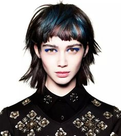 Hair Style# Make Up# Cool#