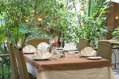 Restaurante Vincci Djerba Resort 4* (Djerba)