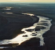 River: Paintings by Lisa Grossman
