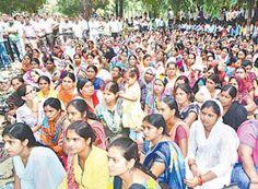 Update Marts: Shikshamitra सड़क पर उतरे, शिक्षामित्रों ने रोकी ट. News Update, Dolores Park