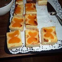 Mandarinen Käsekuchen vom Blech