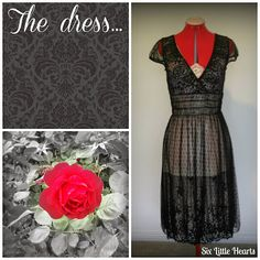 The Melbourne Cup...My dress for the Spring Racing Carnival