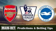 Arsenal vs Brighton Premier League Tomorrow, 2:00 PM Emirates Stadium, London