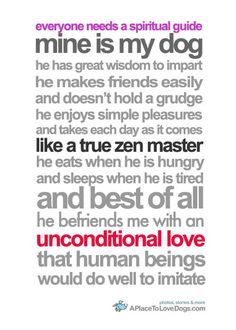 Dog+Quotes | Quotes about dogs