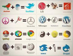 Explicación visual al parecido entre el logo de la Wikipedia y la Estrella de la Muerte y de otros casos parecidos | Microsiervos (Humor)
