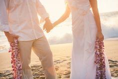 Beach wedding.  Wedding Photography.  Vis Photography.