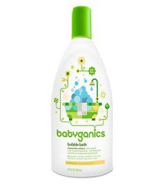 Babyganics Baby Bubble Bath- Chamomile Verbena- 20 Ounce Bottle