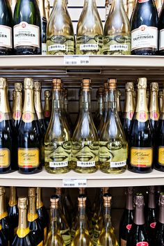 care for some bubbly?