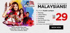 Promosi Merdeka AirAsia tawar harga serendah RM29 - http://malaysianreview.com/140907/promosi-merdeka-airasia-tawar-harga-serendah-rm29/