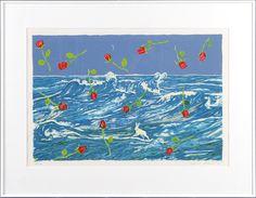 Risto Suomi, 1988, litografia, 42x62 cm, edition 39/50 - Hagelstam A123 Finland, Night, Artwork, Work Of Art, Auguste Rodin Artwork, Artworks, Illustrators