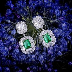 Diamonds and Emeralds.