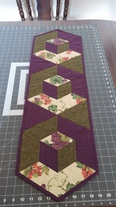 Easy Y Seams 3D Hexagons - by Paco Rich - free tutorial