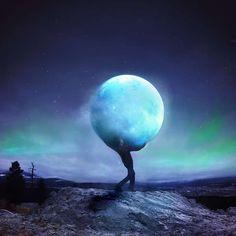 Surrealist Fantasy Photography : Photographer Joel Robinson