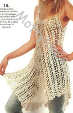 141 Besten Tunika Bilder Auf Pinterest Crochet Clothes Crochet