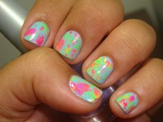 Easter nails?