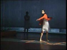"""""""ACHTERLAND"""", coreografía de Anne Teresa De Keersmaeker sobre música de György Ligeti y Eugéne Ysaye. En lengua flamenca, la palabra achterland se puede ente..."""