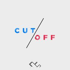 """""""CUTOFF""""  Created after i tweaked the """"cutoff"""" knob on my synthesizer. :P"""