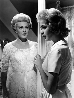 Imitation Of Life, Lana Turner Sandra Dee, 1959
