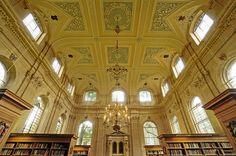 UK - Oxford - Lincoln College Library 01_DSC3404