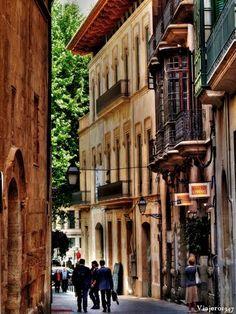 Palma de Mallorca -  Casco antiguo