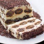 Tarta helada de Tiramisú fácil