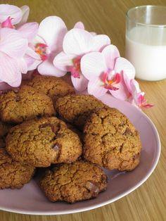 Elo à la bouche: cookies de Tim aux pépites de chocolat