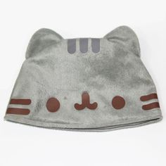 Pusheen Plush Cap