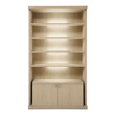 Christian Liaigre, Inc. Limon Bookcase