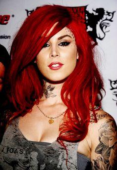tattooed redheads - Google Search