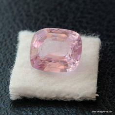 Items similar to carat unheated peach Sapphire on Etsy Peach Sapphire, 1 Carat, Etsy