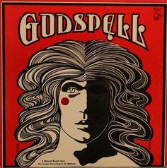 Godspell  Original Cast Cast Recording 1971   LP by DorenesXXOO