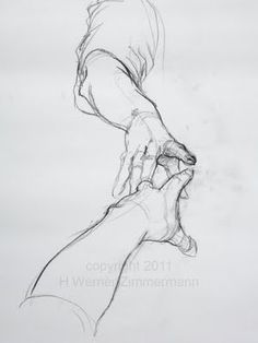 Man 4 Art - The Drawings and Paintings of H.Werner Zimmermann For Shania