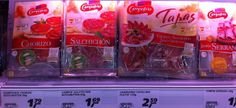 Gluten free meat in Real (Germany)