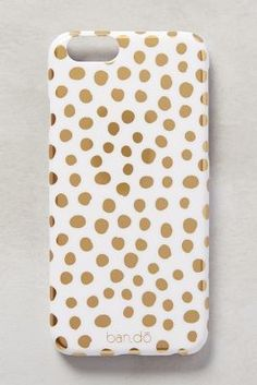 Ban.Do Foil-Dot iPhone 6 Case #anthroregistry