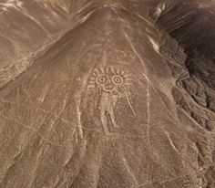 Cone Headed Paracas And The Palpa Lines And Geoglyphs