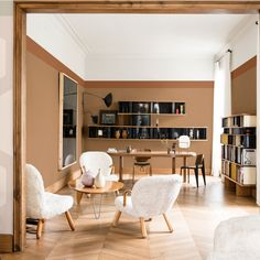 Spiced Honey, the color of 2019 according to Flexa - Interior Notes Dulux Paint Colours, Dulux Color, Dulux Valentine, Room Decor For Teen Girls, Paint Brands, Honey Colour, Home Trends, Bathroom Colors, Trendy Colors
