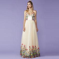 Vestidos Longos de Festa Elegantes e Luxuosos Capitollium