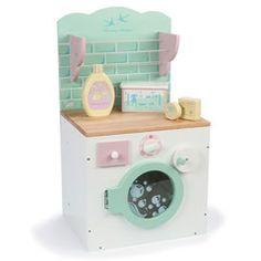 Le Toy Van vaskemaskine i træ