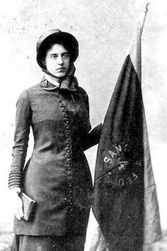 Read these short character sketches of women in Salvation Army history who made a difference.