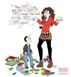 Pourquoi il faut apprendre les gros mots à son enfant ? http://drolesdemums.com/enfant/psychologie-enfant/pourquoi-il-faut-apprendre-les-gros-mots-a-son-enfant