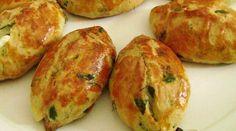 Börek mit Käse und Dill – Dereotlu Puf Poğaça