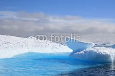 Antarctic landscape - Buy this stock photo and explore similar images at Adobe Stock Antarctica, Global Warming, Ecology, Freeze, Wilderness, Frost, Reflection, Landscapes, Environment