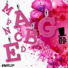 Fucsia → Il suo significato, carico di ottimismo dinamico, ondeggia tra grazia e leggiadria, passionalità e freddezza, estroversione e introversione, dolcezza e aggressività. #MrUp #FashionJewels Scopri le lettere Mr.Up in fucsia!   →www.mrup.it←