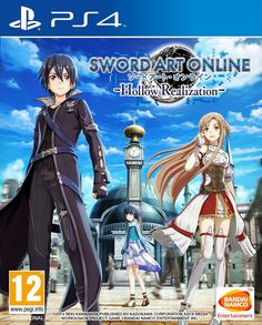 """Get Sword Art Online: Hollow Realization release date cover art, overview and trailer. """"Link start"""" into SWORD ART ONLINE -Hollow Realization-, an exciting new action RPG developed under the watchful eye of SWORD ART ONLINE creator Reki. Anime Chibi, Manga Anime, Manga Art, Sword Art Online Asuna, Sword Art Online Hollow, Pokemon, Tous Les Anime, Gun Gale Online, Sword Art Online Wallpaper"""