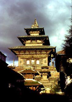 Taleju Bhawani temple - Nepal
