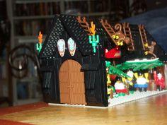 Tiki Lego from 1994 -- Tiki Central