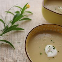 Potato Soup - This is a great holiday starter.