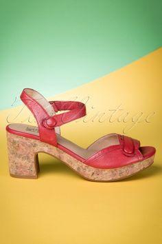 Miz Mooz Sandals Cherise Red 420 20 13908 02182015 12W