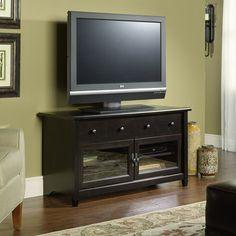 "$175  Sauder Edge Water 44"" TV Stand"